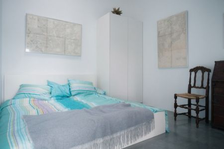 chambre - maison bois contemporaine par Gabriel Minguez - Ingarö, Suède
