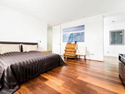 chambre moderne - vue à 360 degrés - Bruxelles, Belgique