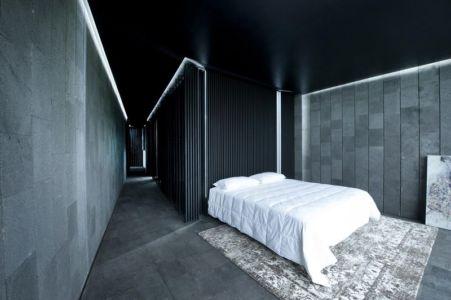 chambre ouverte - Casa Altamira par Joan Puigcorbé - Costa Rica
