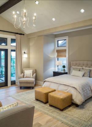 chambre parentale - Maison typique par TTM Development company - Portland, Usa