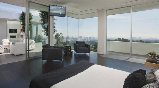 chambre parentale - Sarbonne par McClean Design - Los Angeles, Usa