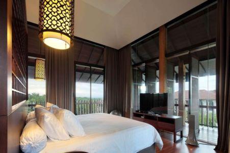 chambre parentale - Villa Pecatu par Wahana Cipta Selaras - Pecatu, Indonésie