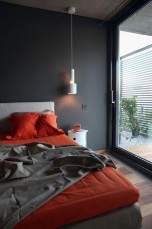 chambre principale - A&A-House par WoArchitects - Athènes, Grèce