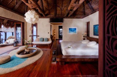 chambre principale - Laucana Island - Suva, îles Fidji