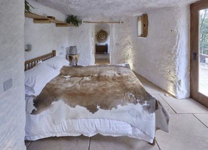 chambre principale - The-Rockhouse-Retreat - Worcestershire, Angleterre