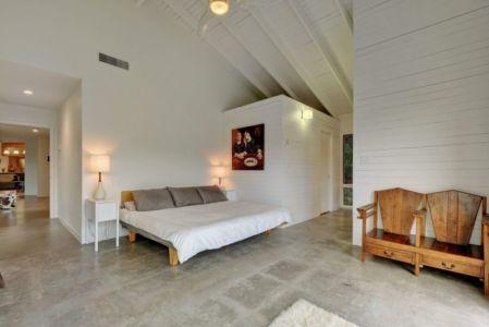 chambre principale - westlake-home par Capstone Custom Homes - Westlake, USA