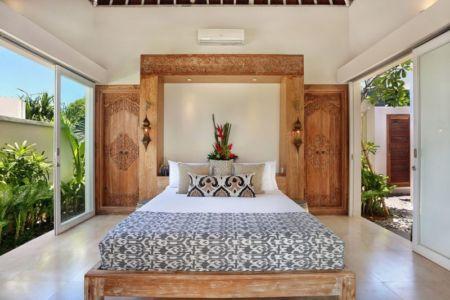 chambre rez de chaussée - jodie-cooper-design par Jodie Cooper Design - Bali, Indonesie