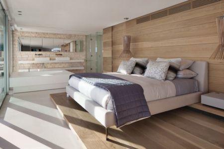 chambre & salle de bains - ocean-home par SAOTA - Ibiza, Espagne