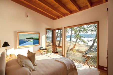 chambre - saturna-island - Colombie Britannique, Canada