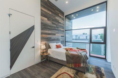 chambre secondaire - Angular-Lines par Amit Apel - Los Angeles, USA