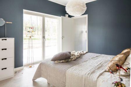 chambre - villa-vallmo par Thomas Sandell - Skaraborg, Suède