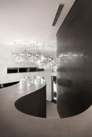 chandelier & espace design - uneTrigg-Residence par Hiliam Architects - Trigg WA, Australie