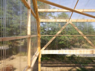charpente et plexiglasse - Maison D par Fouquet Architecture - Coueron, Loire-Atlantique, France.jpg