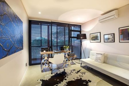 coin bureau - Aloe Ridge House par Metropole Architects - Kwa Zulu Natal, Afrique du Sud