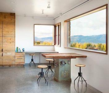 coin bureau - Contemporary Western par Hoyt Architects & CTA Group - Usa