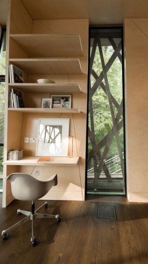 coin bureau - Maggie's Oxford  par Wilkinson Eyre Architects - Oxford, Royaume-Uni
