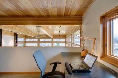 coin bureau - Nahahum Canyon House par Balance Associates - Nahahum Canyon, Usa
