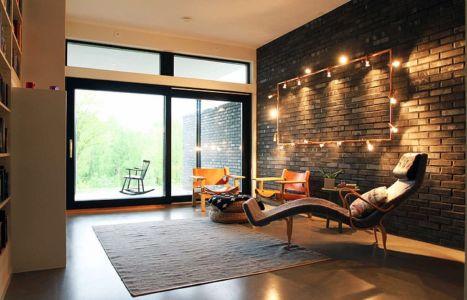 coin repos - Villa E par Stringdahl Design - Suède