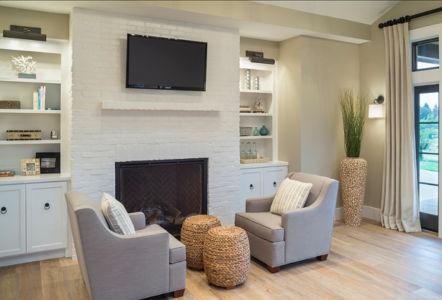 coin salon chambre - Maison typique par TTM Development company - Portland, Usa