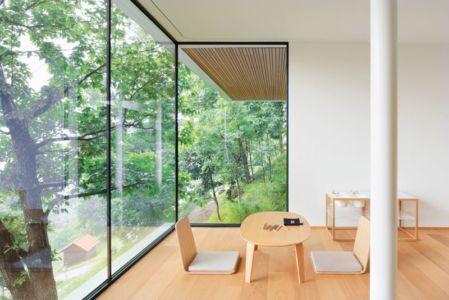 coin salon loisirs enfants - Hillside-Home par Multiplan Arhiteki - Ljubljana,Slovénie