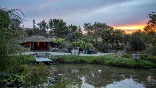 couché de soleil - Underhill par Graham Hannah à Waikato, Nouvelle-Zélande
