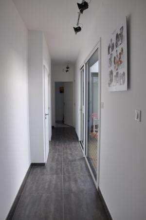couloir - Apple-House par Val de Saône Bâtiment - Mâcon, France