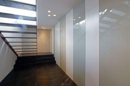 couloir - Campanario-2 par Axel Duhart Arquitectos - Santiago-Querétaro, Mexique