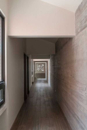 couloir - DATRI & DASA Homes by mavarq - Tepeji del Rio, Mexique