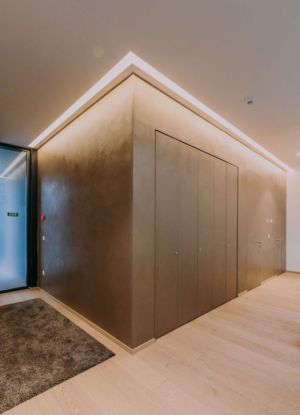 couloir - House Sperone par Studio Metrocubo - Novigrad, Croatie