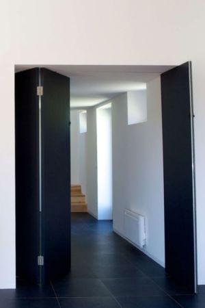 couloir - Le-Bourg-Neuf par ng-architecte - Bretagne, France