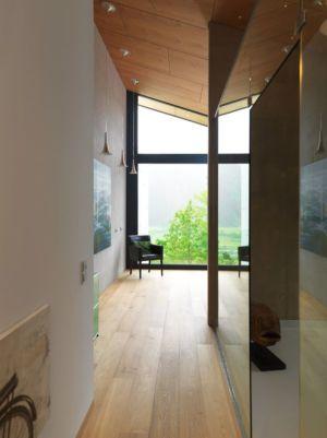 couloir - Mountain-View House par SoNo arhitekti - Kitzbuehel, Slovénie