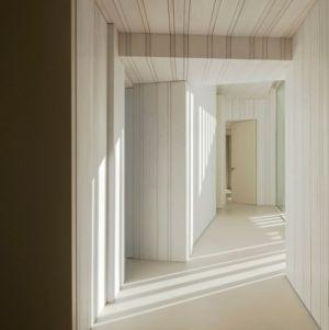 couloir - Sardinera House par Ramon Esteve Estudio - Valencian Community, Espagne