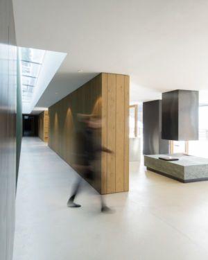 couloir - Structure-Slope par Bergmeister Wolf Architekten - Bozen, Italie