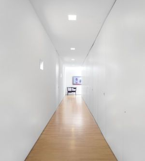 couloir - Tetris House par Studio mk27 - São Paulo, Brésil