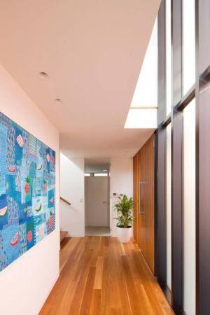 couloir étage supérieur - Queenscliff-Design par Watershed Design - Sydney, Australie