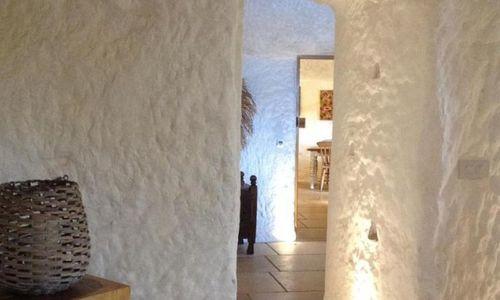 couloir accès salle séjour - The-Rockhouse-Retreat - Worcestershire, Angleterre
