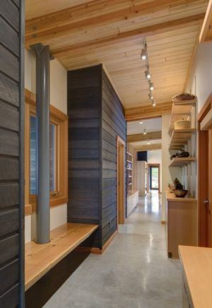couloir - balance-associates par Balance Associates - Colombie-Britannique, Canada