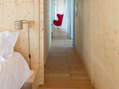 couloir - floating-house par Friday - Portugal