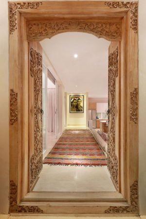 couloir - jodie-cooper-design par Jodie Cooper Design - Bali, Indonesie