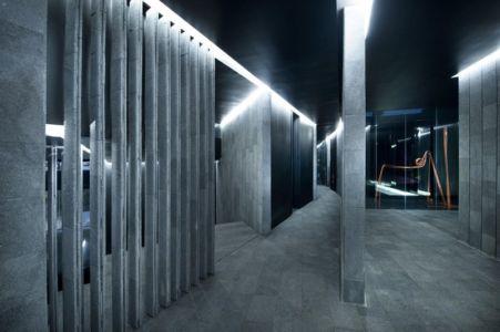 couloirs - Casa Altamira par Joan Puigcorbé - Costa Rica