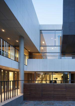 cour intérieure - Customi-Zip par L'EAU design - Gwacheon-si, Corée du Sud