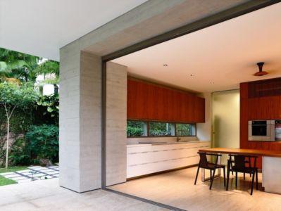 cuisine - 59BTP House par ONG&ONG - Singapour