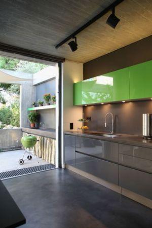 cuisine - A&A-House par WoArchitects - Athènes, Grèce