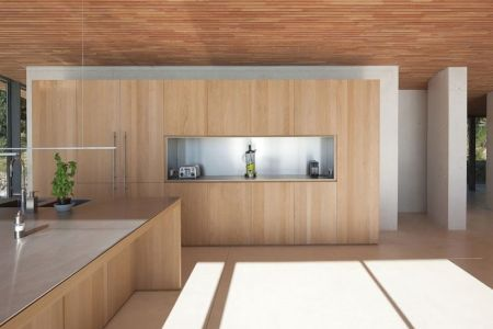 cuisine - Alon House par AABE et Partners -France