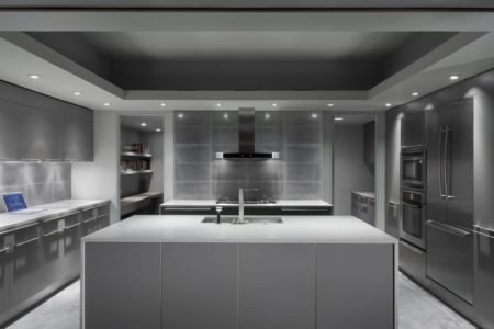 cuisine - Bray's Island SC Modern II par SBCH Architects - Sheldon, Usa