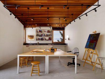 cuisine - Butte Residence par Carney Logan Burke Architects - Jackson, Usa