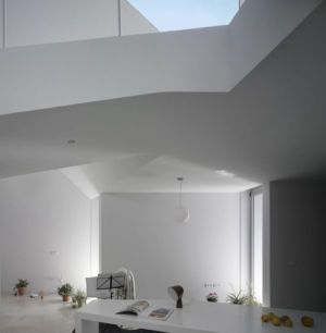 cuisine - Casa Lude par Grupo Aranea - Cahegin, Espagne