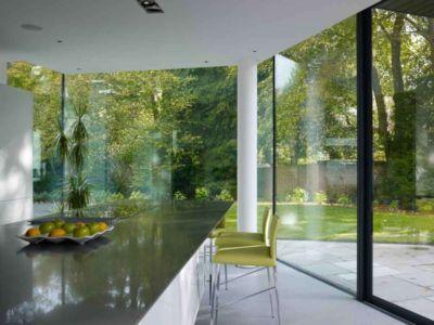 cuisine - Cherry Orchard par Western Design Architects - Branksome, Royaume Uni