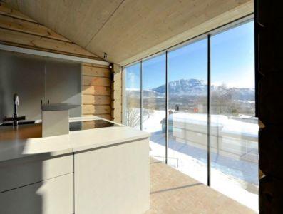 cuisine - Cozy-Wooden-Cottage par JVA - Oppdal, Norvège
