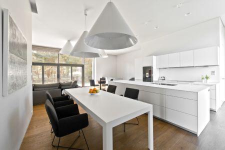 cuisine - Family House par UAB Architektu biuras - Palanga, Lituanie